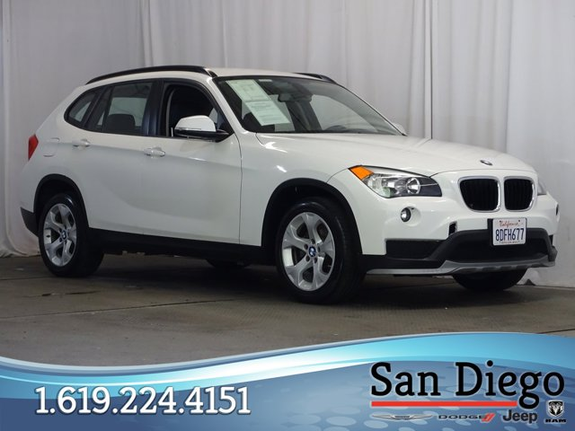 Used 2015 BMW X1 in Chula Vista, CA