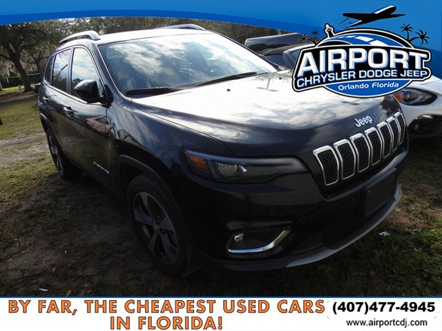 Used 2019 Jeep Cherokee in Orlando, FL