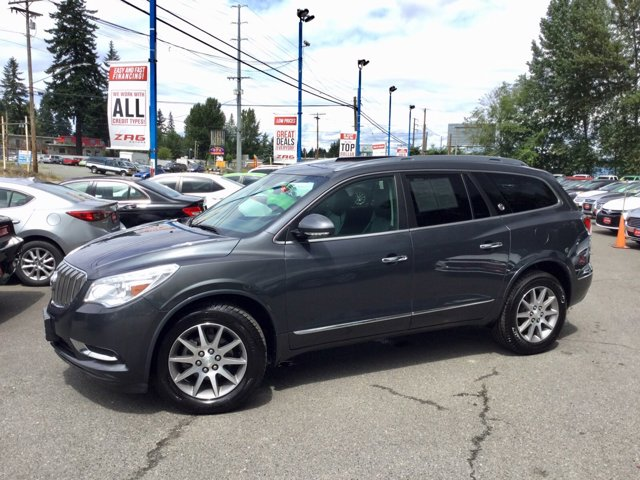 Used 2014 Buick Enclave FWD 4dr Leather