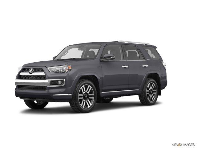 2020 Toyota 4Runner Nightshade Special Editio