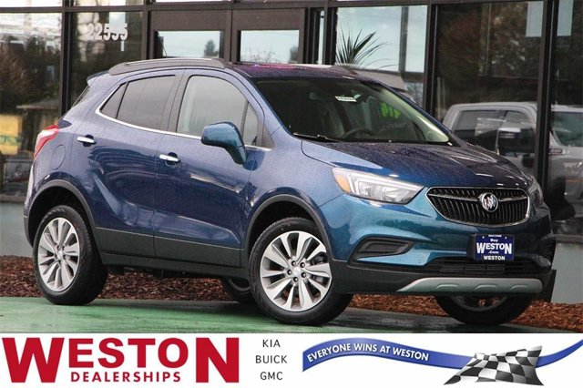 New 2020 Buick Encore in Gresham, OR