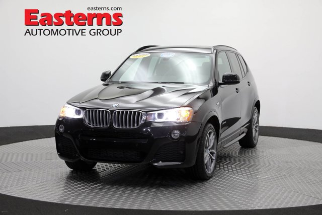 2017 BMW X3 for sale 125505 0