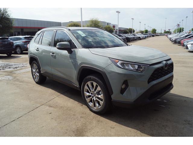 New 2020 Toyota RAV4 in Hurst, TX