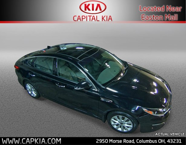 Used 2016 KIA Optima in Columbus, OH