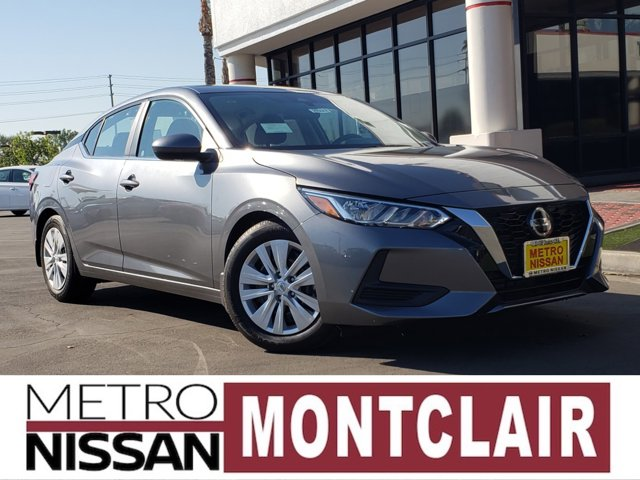 2020 Nissan Sentra S S CVT Regular Unleaded I-4 2.0 L/122 [14]