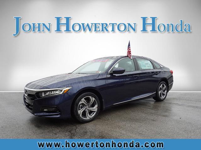 New 2020 Honda Accord Sedan in Beckley, WV