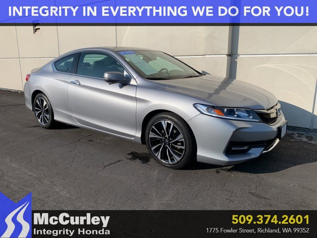 Used 2016 Honda Accord Coupe in Richland, WA