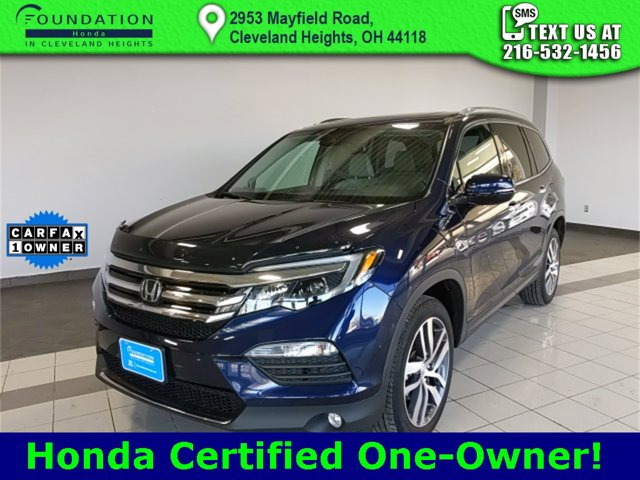 Used 2018 Honda Pilot in Cleveland Heights, OH
