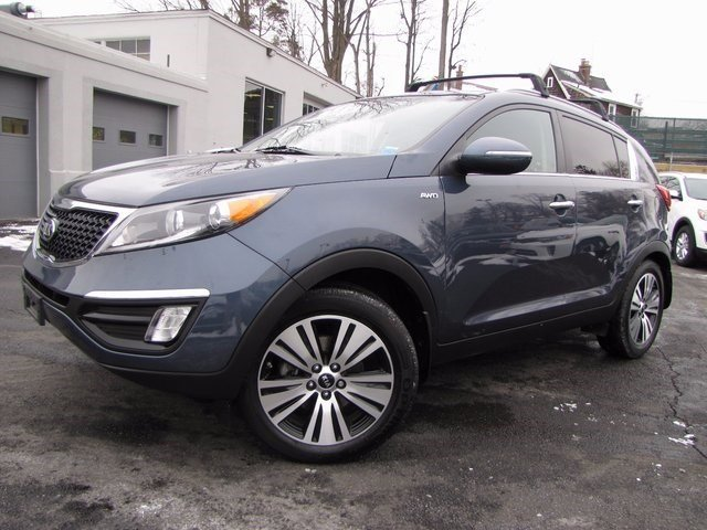 2014 Kia Sportage at Tarrytown Honda