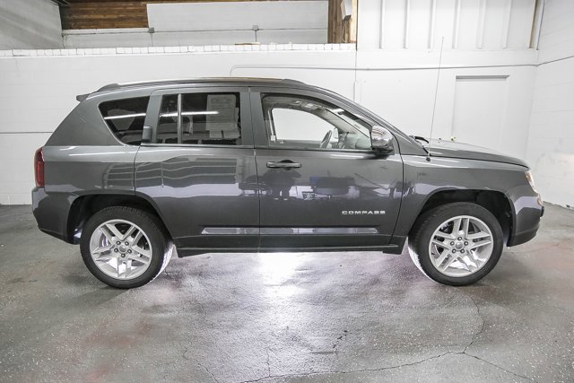 Used 2015 Jeep Compass 4WD 4dr Limited