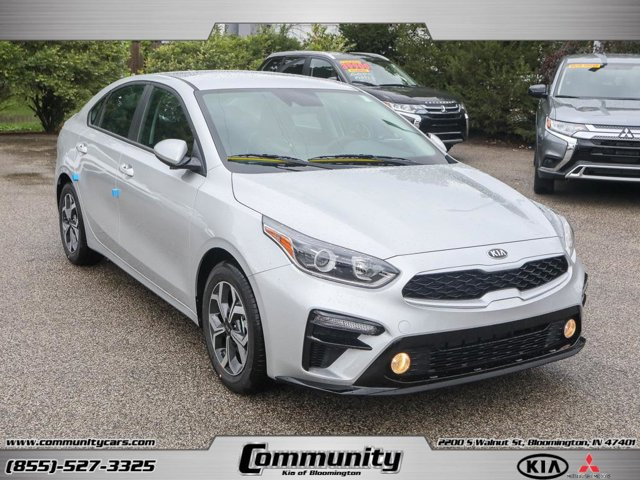 New 2019 KIA Forte in Bloomington, IN