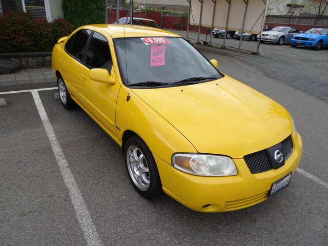 Used 2006 Nissan Sentra 4dr Sdn I4 Auto 1.8 S