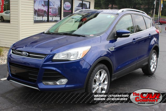 Used 2016 Ford Escape in Warsaw, IN