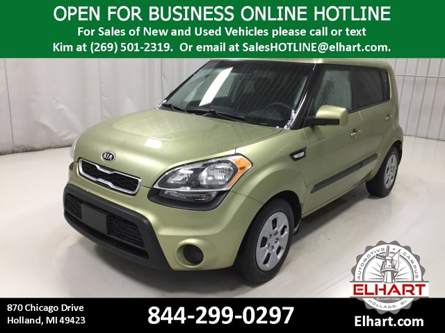 Used 2012 KIA Soul in Holland, MI