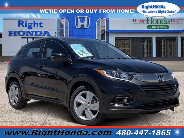 2020 Honda HR-V EX-L EX-L 2WD CVT Regular Unleaded I-4 1.8 L/110 [9]