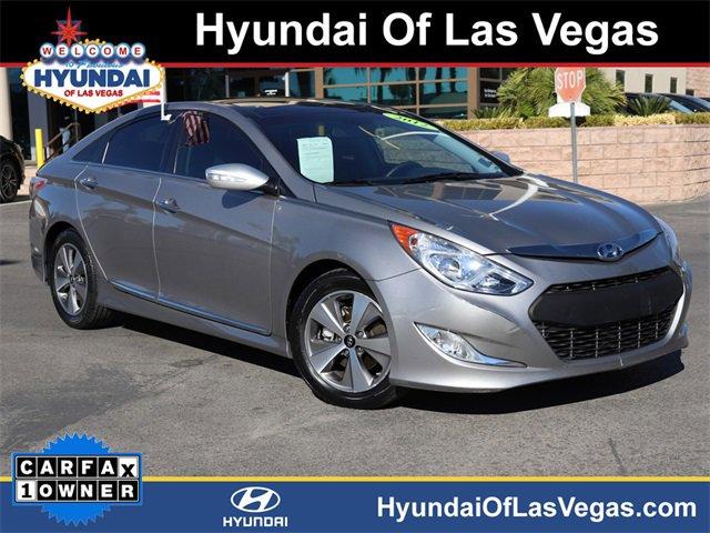 2012 Hyundai Sonata Hybrid 4dr Sdn 2.4L Auto Hybrid Gas/Electric I4 2.4L/144 [14]