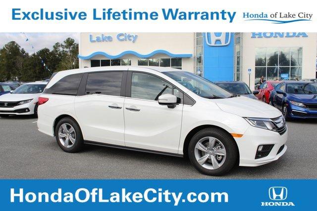 New 2020 Honda Odyssey in Lake City, FL
