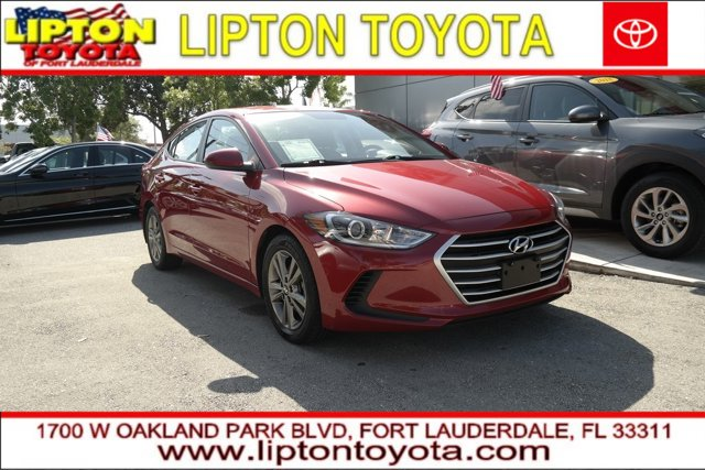 Used 2018 Hyundai Elantra in Ft. Lauderdale, FL