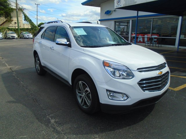 New 2017 Chevrolet Equinox in Arcadia, FL