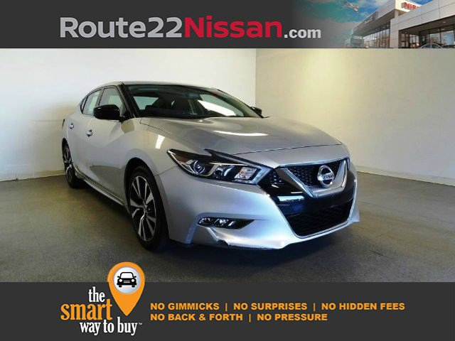 2017 Nissan Maxima S S 3.5L *Ltd Avail* Premium Unleaded V-6 3.5 L/213 [1]