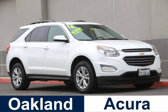 Used 2016 Chevrolet Equinox in , CA