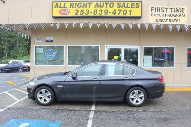 Used 2013 BMW 5 Series in Federal Way, WA
