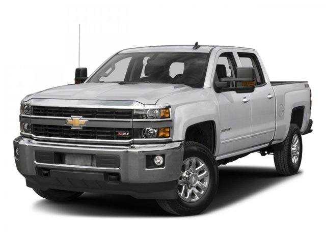 Used 2017 Chevrolet Silverado 2500HD in Waycross, GA