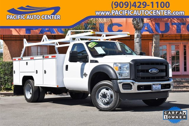 2015 Ford F-550SD XL