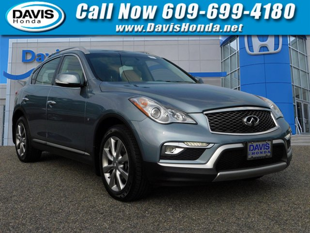 Used 2016 INFINITI QX50 in Burlington, NJ