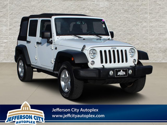 Used 2014 Jeep Wrangler Unlimited in Jefferson City, MO
