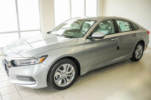 New 2019 Honda Accord Sedan in Akron, OH