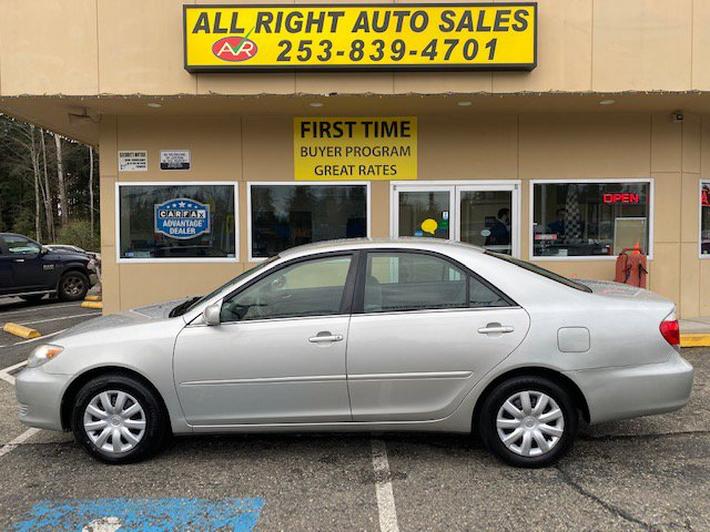 Used 2005 Toyota Camry in Federal Way, WA