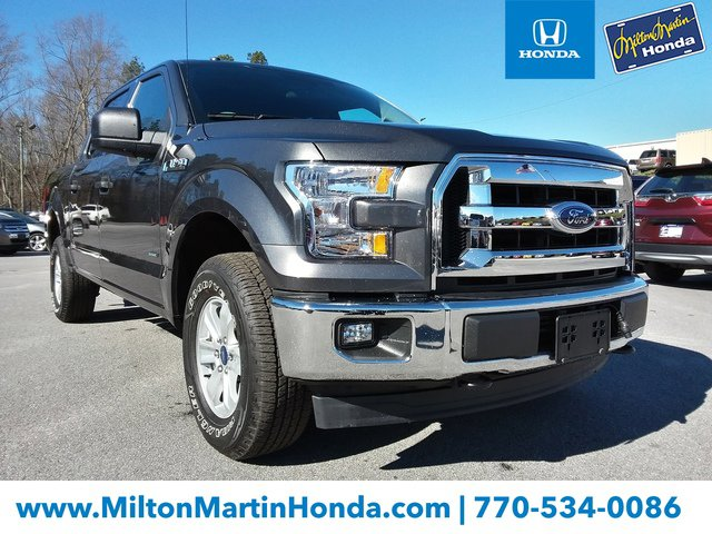 Used 2017 Ford F-150 in Gainesville, GA