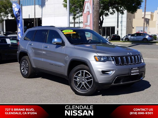 2019 Jeep Grand Cherokee Limited Limited 4x4 Regular Unleaded V-6 3.6 L/220 [12]
