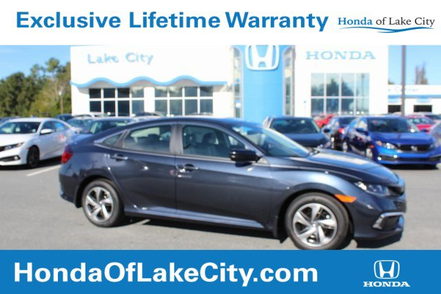 New 2020 Honda Civic Sedan in Lake City, FL