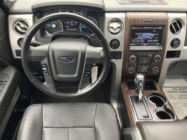 Used 2014 Ford F-150 4WD SuperCrew 145 Lariat