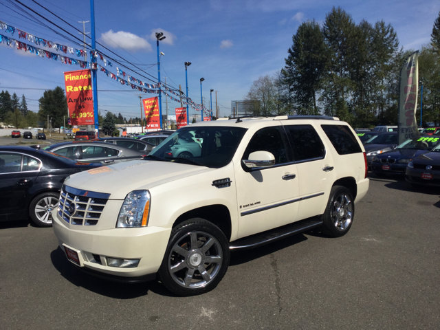 Used 2007 Cadillac Escalade AWD 4dr