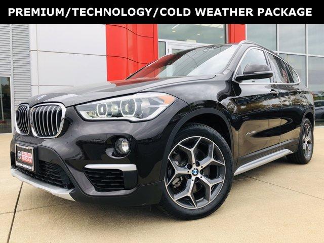Used 2016 BMW X1 in Jackson, MI