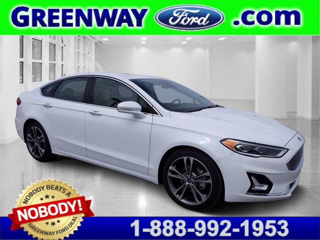 Used 2020 Ford Fusion in Orlando, FL