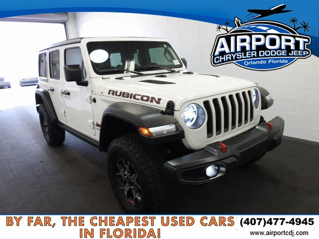 Used 2019 Jeep Wrangler Unlimited in Orlando, FL