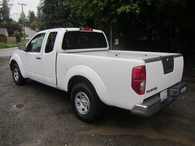 Used 2012 Nissan Frontier 2WD King Cab I4 Auto S