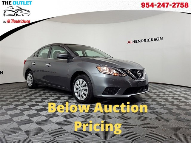 Used 2019 Nissan Sentra in Coconut Creek, FL