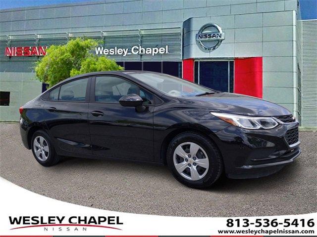 Used 2018 Chevrolet Cruze in Wesley Chapel, FL