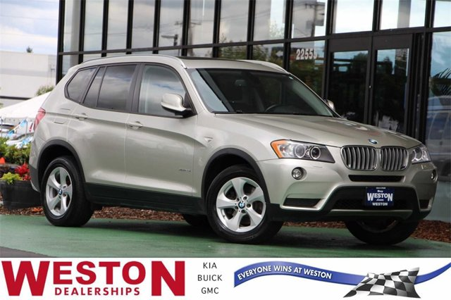 Used 2011 BMW X3 in Gresham, OR