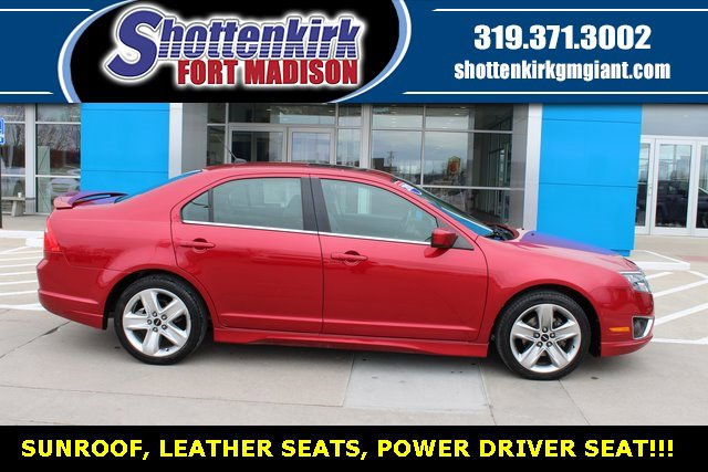 Used 2010 Ford Fusion in Fort Madison, IA