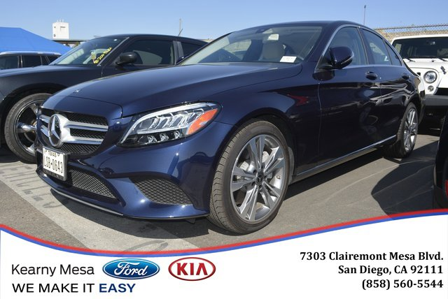 Used 2019 Mercedes-Benz C-Class in San Diego, CA