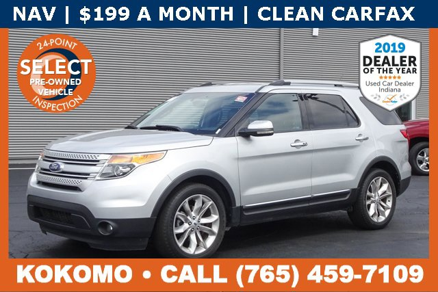 Used 2012 Ford Explorer in Indianapolis, IN