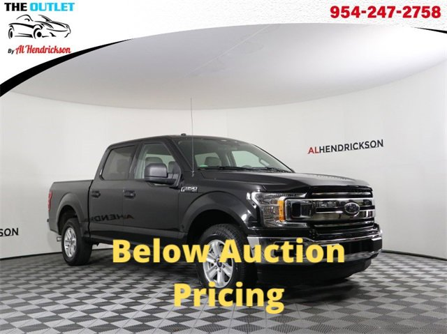 Used 2018 Ford F-150 in Coconut Creek, FL