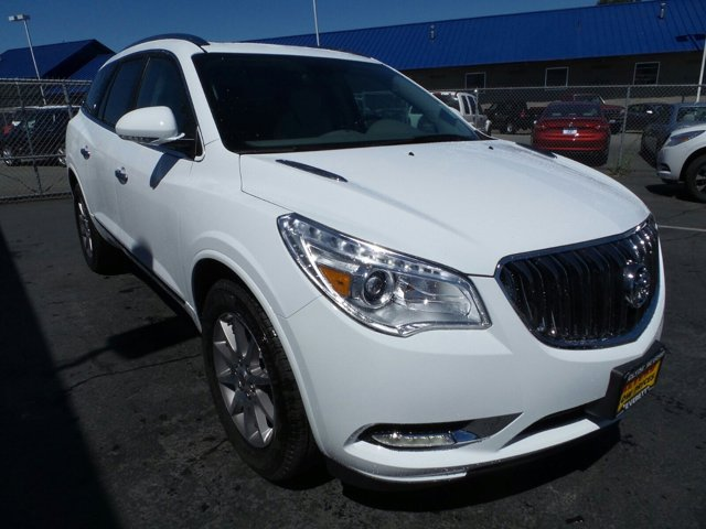 New 2017 Buick Enclave AWD Leather