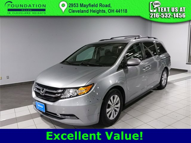 Used 2016 Honda Odyssey in Cleveland Heights, OH